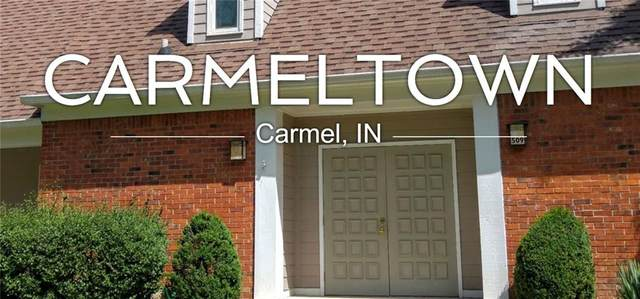383 Carmelaire Court, Carmel, IN 46032 (MLS #21769308) :: The Indy Property Source