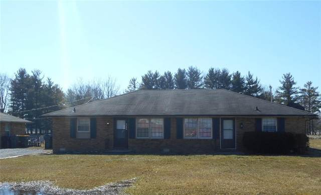 3039 W Cross Street, Anderson, IN 46011 (MLS #21769356) :: Richwine Elite Group