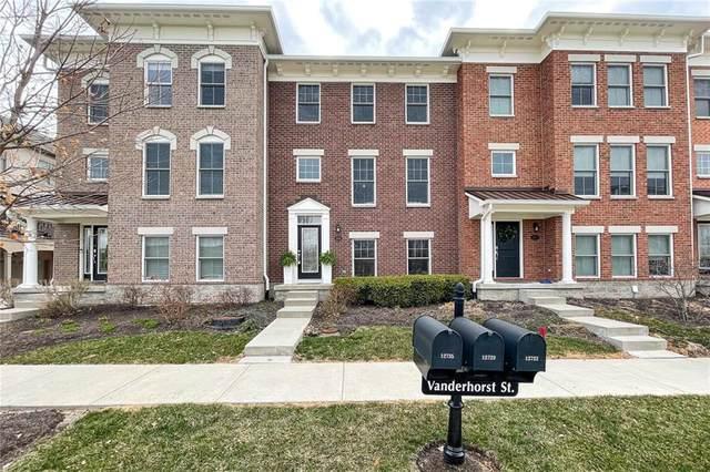 12729 Vanderhorst Street, Carmel, IN 46032 (MLS #21769371) :: Ferris Property Group