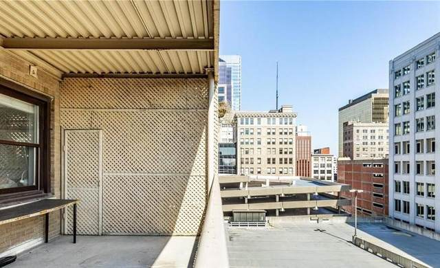 110 E Washington Street #801, Indianapolis, IN 46204 (MLS #21769434) :: Heard Real Estate Team | eXp Realty, LLC