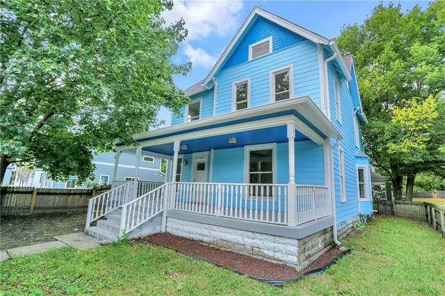 2756 Guilford Avenue, Indianapolis, IN 46205 (MLS #21769674) :: The Indy Property Source