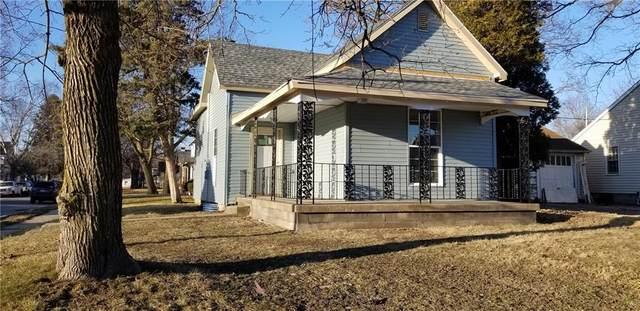 802 E 21st Street, Anderson, IN 46016 (MLS #21769878) :: Dean Wagner Realtors