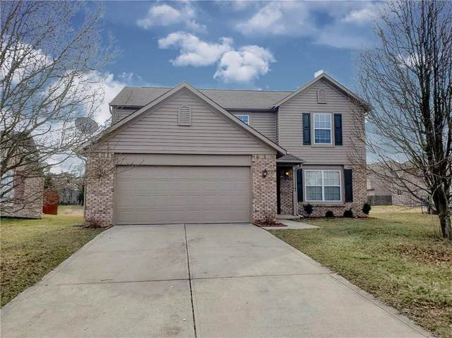 11615 Hornickel Circle, Indianapolis, IN 46235 (MLS #21769879) :: RE/MAX Legacy
