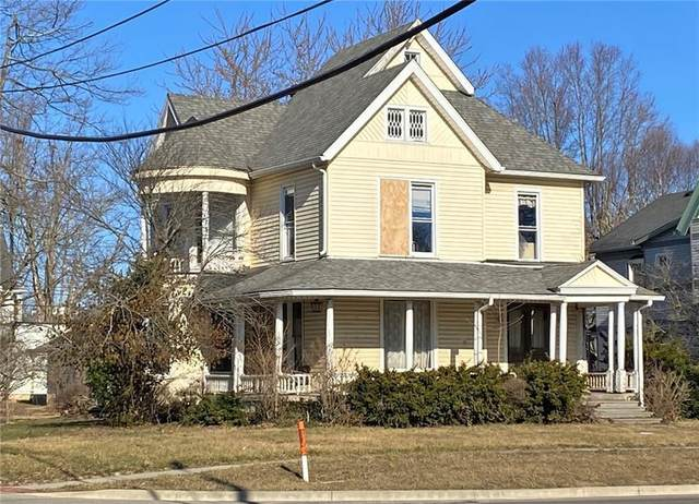 306 S State Street, North Vernon, IN 47265 (MLS #21769962) :: Richwine Elite Group