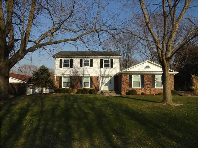 719 S Jackson Park Drive, Seymour, IN 47274 (MLS #21770180) :: Heard Real Estate Team | eXp Realty, LLC