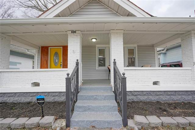 630 N Colorado Avenue, Indianapolis, IN 46201 (MLS #21770226) :: Anthony Robinson & AMR Real Estate Group LLC