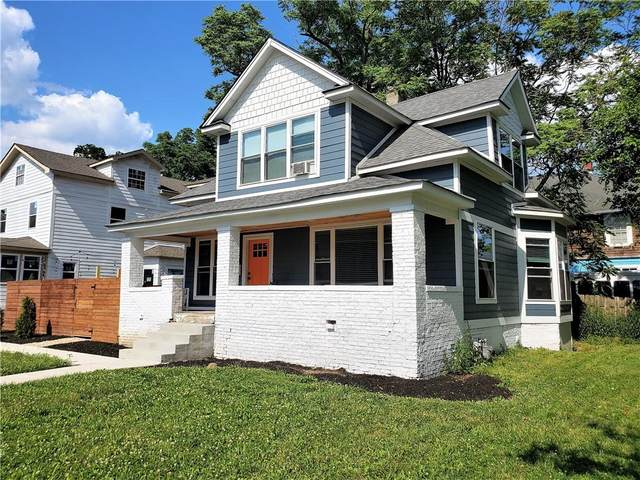 3101 N New Jersey Street, Indianapolis, IN 46205 (MLS #21770378) :: RE/MAX Legacy