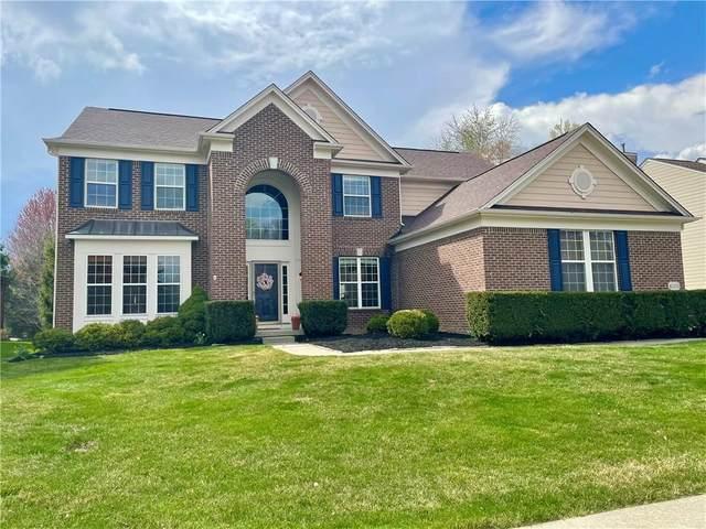 12006 Landwood Drive, Fishers, IN 46037 (MLS #21770385) :: Heard Real Estate Team   eXp Realty, LLC