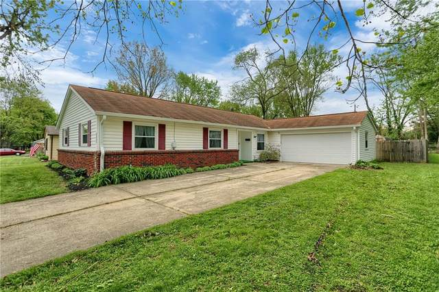 1908 Fairhaven Drive, Indianapolis, IN 46229 (MLS #21770402) :: The Evelo Team