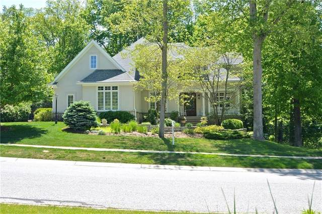 11761 Promontory Trail, Zionsville, IN 46077 (MLS #21770858) :: RE/MAX Legacy