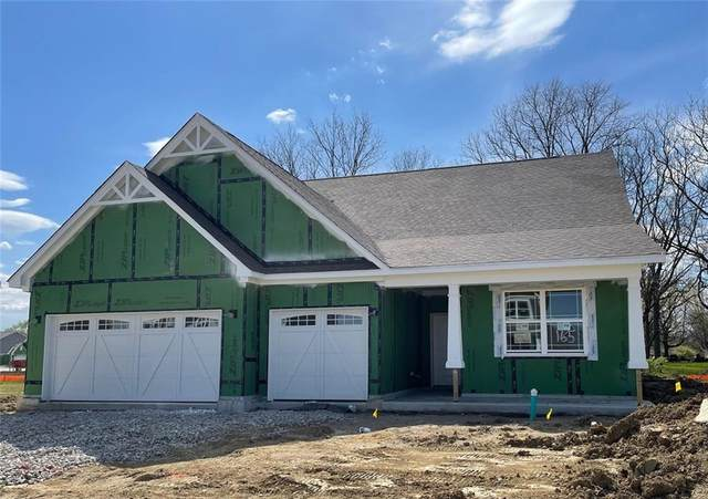 3180 S Hume Road, New Palestine, IN 46163 (MLS #21770906) :: Ferris Property Group