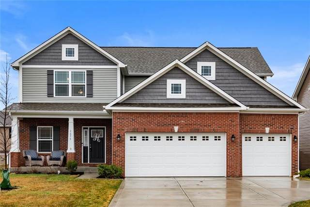 1675 Devonshire Avenue, Avon, IN 46168 (MLS #21771071) :: The Indy Property Source