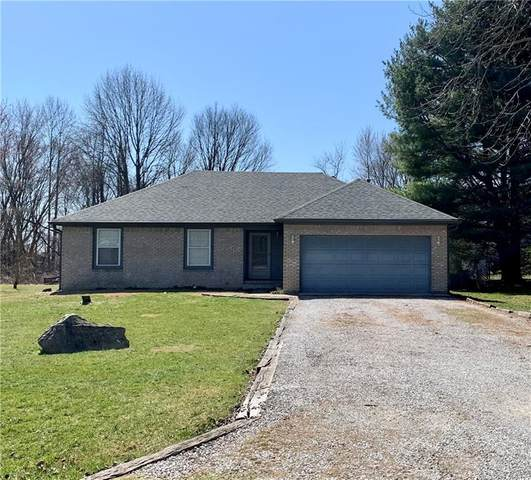 294 Jefferson Valley, Coatesville, IN 46121 (MLS #21771209) :: Anthony Robinson & AMR Real Estate Group LLC