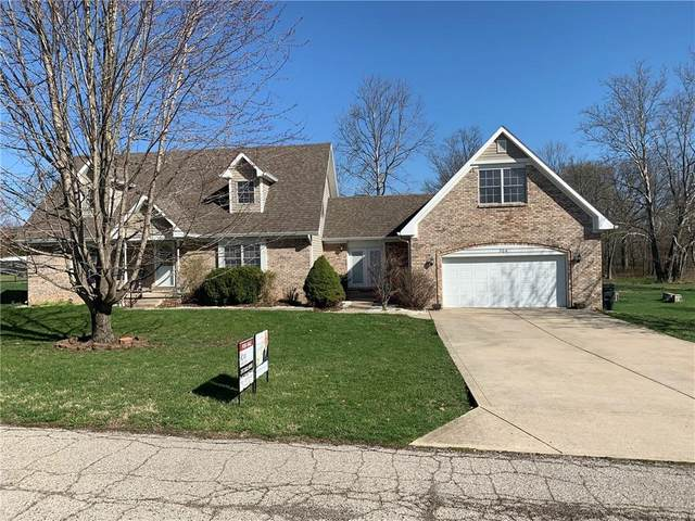 304 Mcclure Boulevard, Mooresville, IN 46158 (MLS #21771284) :: Anthony Robinson & AMR Real Estate Group LLC