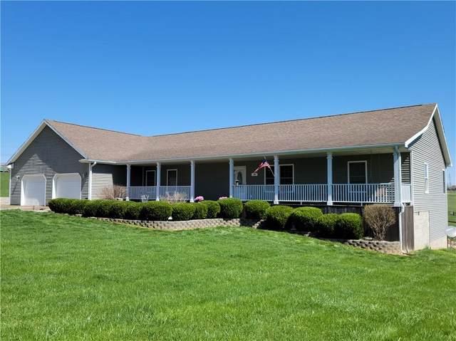 36 Eastbrook Lane, Bedford, IN 47421 (MLS #21771419) :: Heard Real Estate Team | eXp Realty, LLC