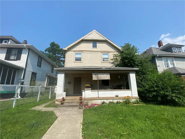 3117 N New Jersey Street, Indianapolis, IN 46205 (MLS #21771453) :: The Evelo Team