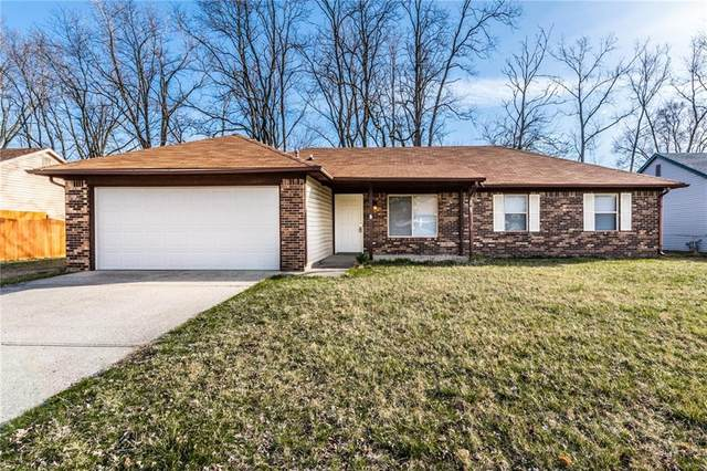 4614 Tucson Drive, Indianapolis, IN 46241 (MLS #21771514) :: Heard Real Estate Team | eXp Realty, LLC