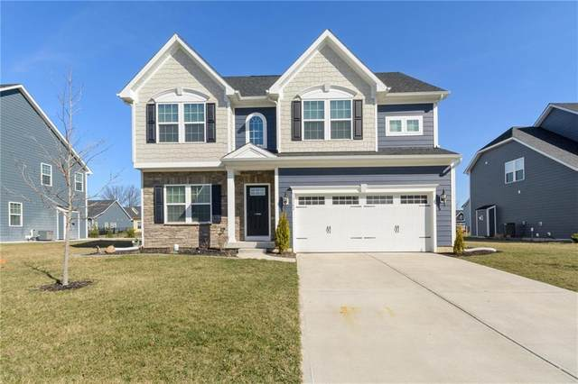 15142 Betton Place, Fishers, IN 46037 (MLS #21771533) :: Richwine Elite Group