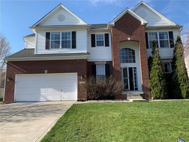 10032 Niagara Drive, Fishers, IN 46038 (MLS #21771848) :: AR/haus Group Realty