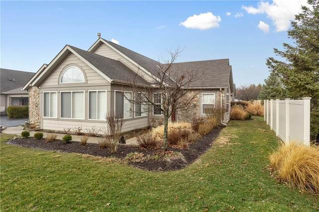 16665 Brownstone Court, Westfield, IN 46074 (MLS #21771973) :: The Evelo Team