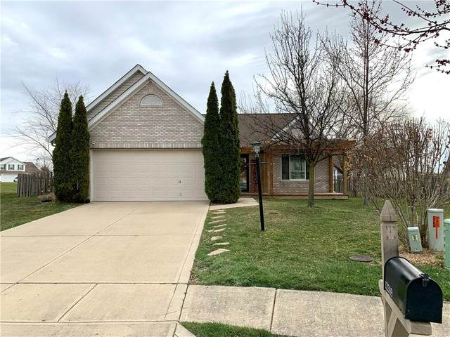 12319 Chiseled Stone Drive, Fishers, IN 46037 (MLS #21773006) :: Mike Price Realty Team - RE/MAX Centerstone