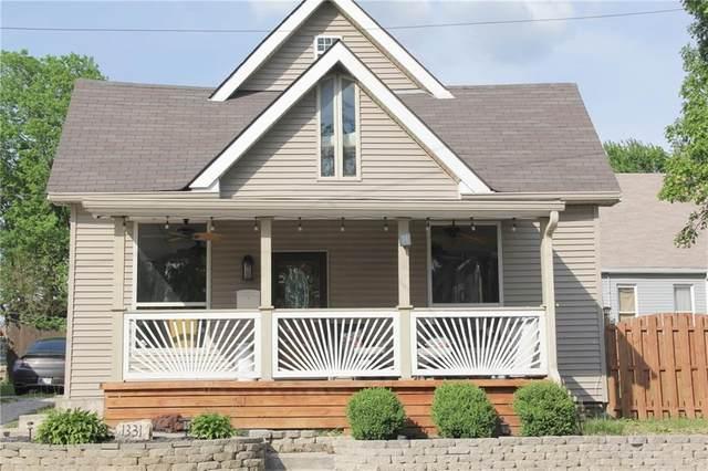 1331 Commerce Avenue, Indianapolis, IN 46201 (MLS #21773036) :: Keller & Corbett Real Estate