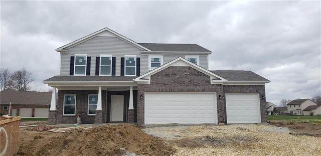 250 Lilly Lane, Batesville, IN 47006 (MLS #21773085) :: The Evelo Team