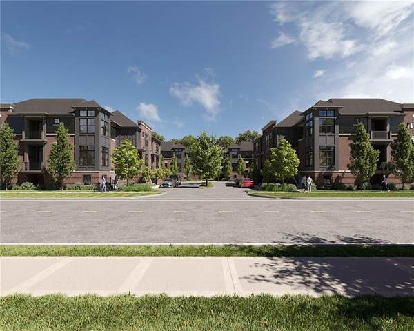410 Park Street 21A, Westfield, IN 46074 (MLS #21773295) :: The Indy Property Source