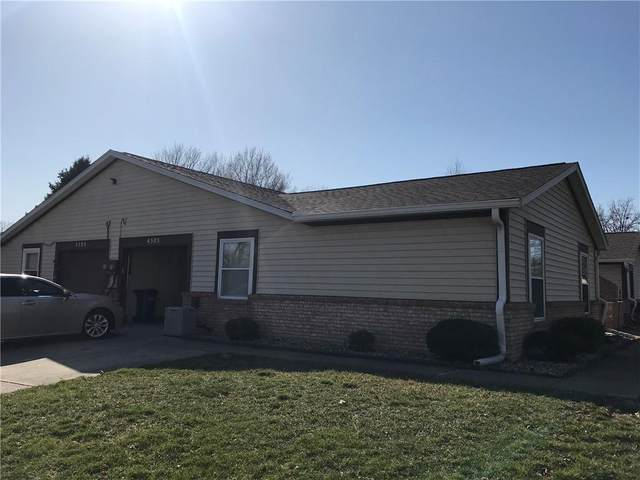 4503 Chelsea Drive, Anderson, IN 46013 (MLS #21773416) :: The Evelo Team