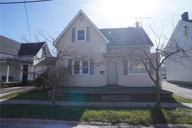 212 N Walnut Street, Batesville, IN 47006 (MLS #21773595) :: Mike Price Realty Team - RE/MAX Centerstone