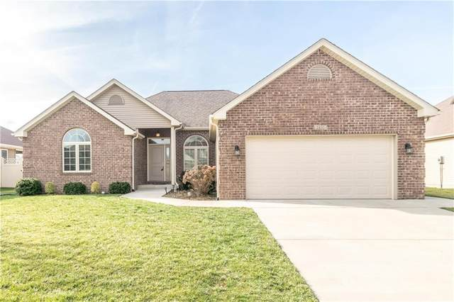 2651 Daffodil Court W, Columbus, IN 47201 (MLS #21773642) :: Ferris Property Group