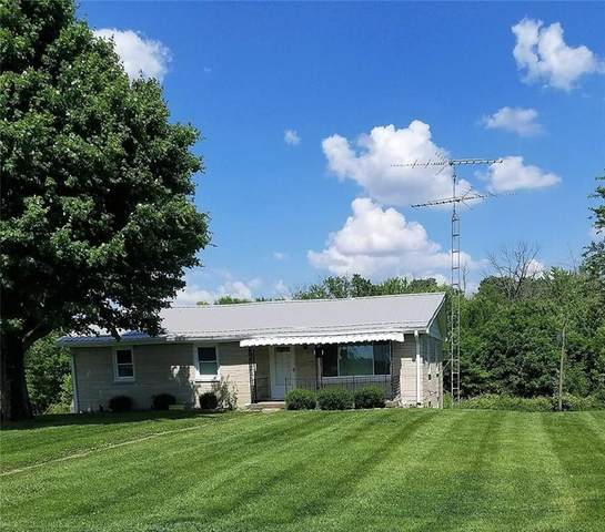 12570 S County Road 790 W, Westport, IN 47283 (MLS #21773698) :: Mike Price Realty Team - RE/MAX Centerstone