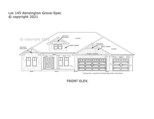 5374 Camden Lane, Greenwood, IN 46143 (MLS #21773861) :: Dean Wagner Realtors