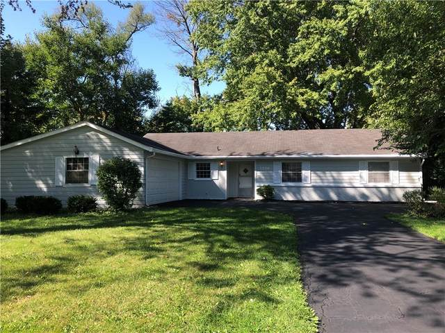7556 Mikesell Drive, Indianapolis, IN 46260 (MLS #21773975) :: Ferris Property Group