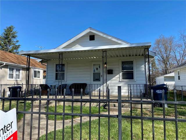 420 W 21ST Street, Anderson, IN 46016 (MLS #21774042) :: Anthony Robinson & AMR Real Estate Group LLC