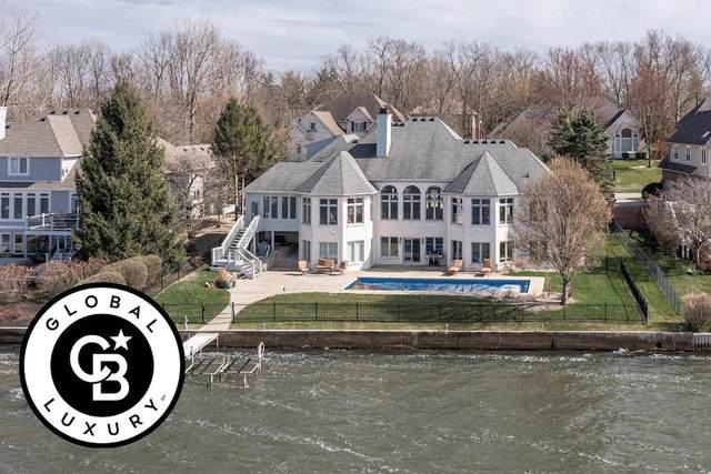 9158 Nautical Watch Drive, Indianapolis, IN 46236 (MLS #21774086) :: The Indy Property Source