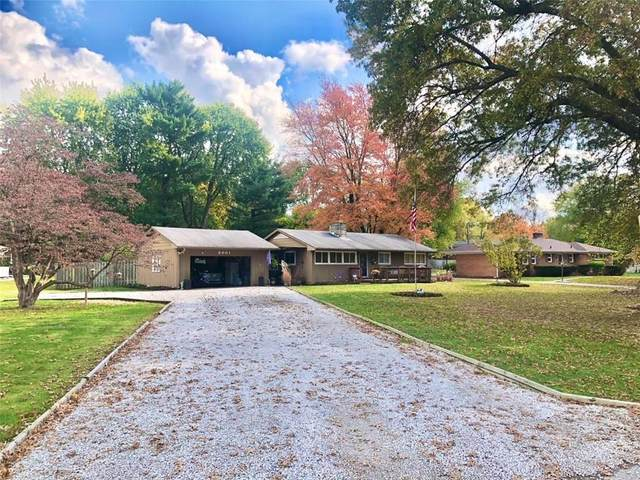 6601 Twin Brooks Drive, Indianapolis, IN 46227 (MLS #21774274) :: Mike Price Realty Team - RE/MAX Centerstone
