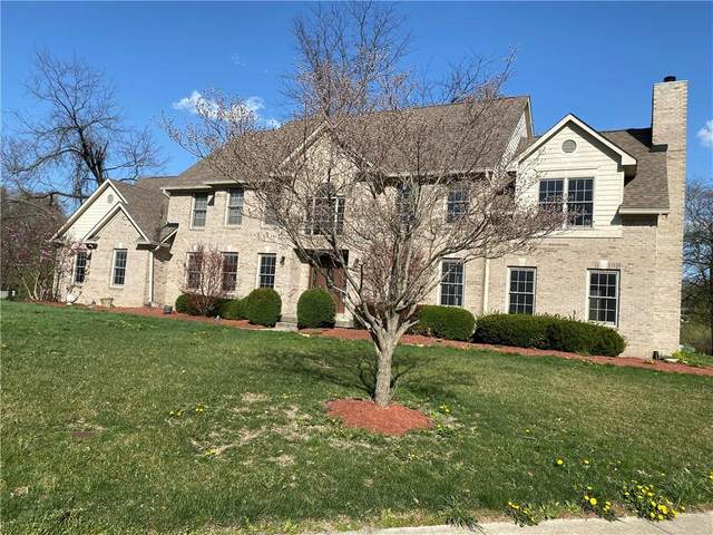 8717 Gordonshire Drive, Indianapolis, IN 46278 (MLS #21774302) :: Ferris Property Group