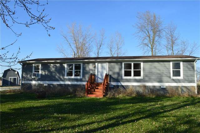 4186 E 1100 S, Markleville, IN 46056 (MLS #21774447) :: Mike Price Realty Team - RE/MAX Centerstone