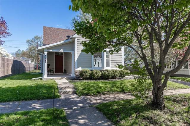 1206 Chestnut Street, Noblesville, IN 46060 (MLS #21774807) :: Heard Real Estate Team | eXp Realty, LLC