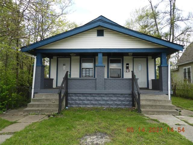 749 W Roache Street, Indianapolis, IN 46208 (MLS #21774819) :: The Evelo Team