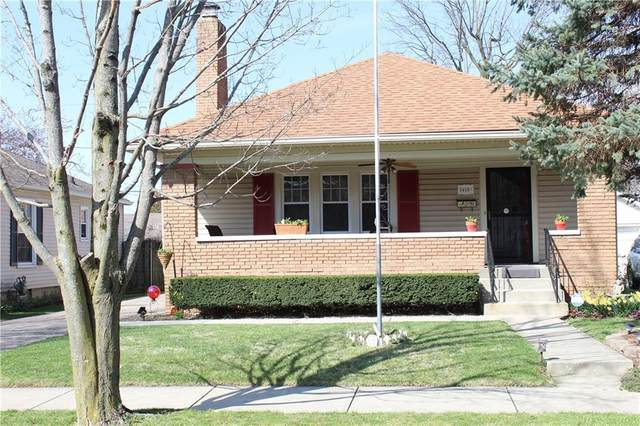 1450 N Drexel Avenue, Indianapolis, IN 46201 (MLS #21774820) :: Anthony Robinson & AMR Real Estate Group LLC