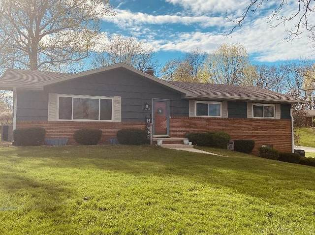 1405 S County Rd 60 E, Greensburg, IN 47240 (MLS #21774918) :: Dean Wagner Realtors