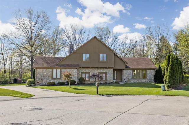 8903 Alibeck Court, Indianapolis, IN 46256 (MLS #21774925) :: Heard Real Estate Team | eXp Realty, LLC