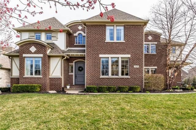 12329 Poplar Bend Boulevard, Fishers, IN 46037 (MLS #21775111) :: Heard Real Estate Team | eXp Realty, LLC