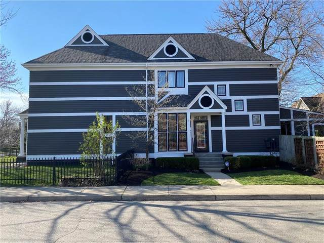 417 E 15TH Street, Indianapolis, IN 46202 (MLS #21775151) :: The Indy Property Source
