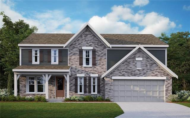 1078 Pond View Drive, Greenfield, IN 46140 (MLS #21775275) :: Mike Price Realty Team - RE/MAX Centerstone