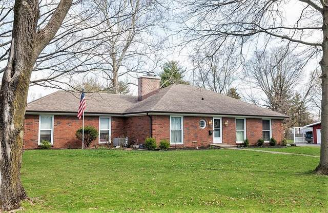 3499 Washington Street, Columbus, IN 47203 (MLS #21775332) :: Mike Price Realty Team - RE/MAX Centerstone