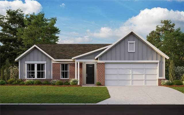 5257 Rum Cherry Way, Indianapolis, IN 46237 (MLS #21775417) :: The Evelo Team
