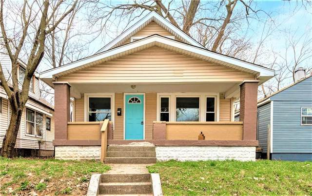 2921 E 19th Street, Indianapolis, IN 46218 (MLS #21775420) :: The Evelo Team